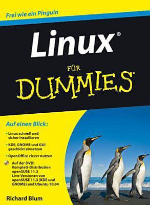 Linux f  r Dummies PDF
