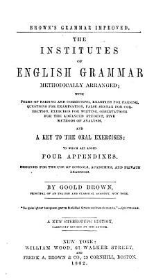 The Institutes of English Grammar  Methodically Arranged PDF