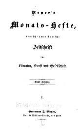 Meyer's Monats-Hefte: Band 2