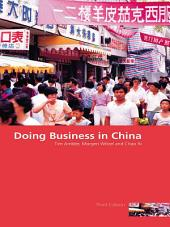 Doing Business in China: Edition 3
