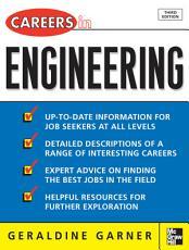 Careers in Engineering PDF