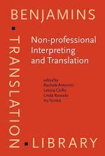 Non-professional Interpreting and Translation