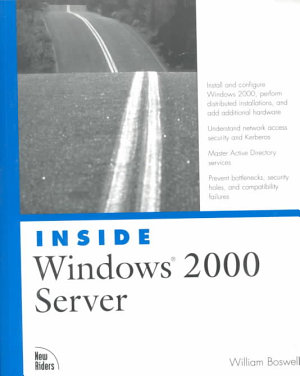 Inside Windows 2000 Server PDF