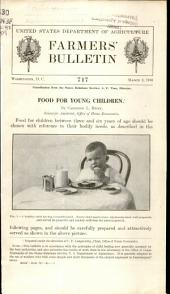 Food for young children