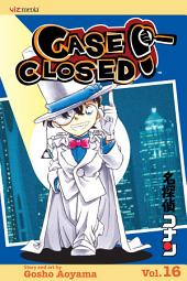 Case Closed, Vol. 16: The Black Star