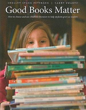 Good Books Matter