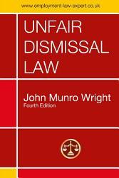 Unfair Dismissal Law Fourth Edition Book PDF