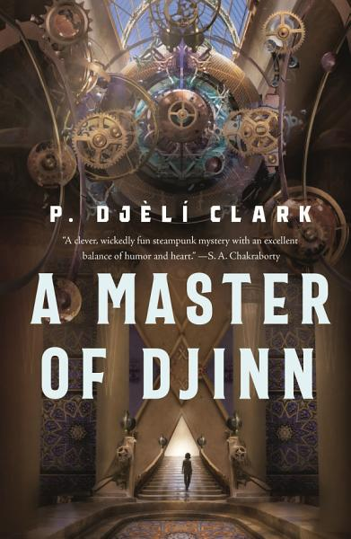 Download A Master of Djinn Book