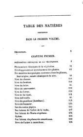 Économie rurale considérée dans ses rapports avec la chimie, la physique et la météorologie: Volume1