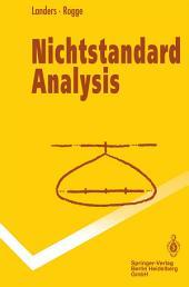 Nichtstandard Analysis