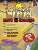 Math Plus Reading  Grades PK PDF