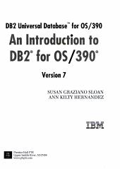 DB2 Universal Database for OS 390 PDF