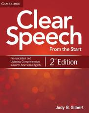 Clear Speech from the Start Student s Book PDF