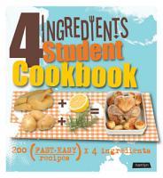 4 Ingredients Student Cookbook PDF