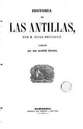 Historia de las Antillas
