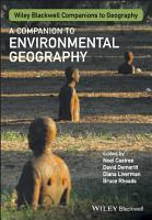 A Companion to Environmental Geography PDF
