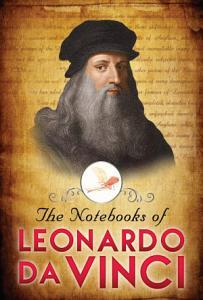 The Notebooks of Leonardo Da Vinci Book