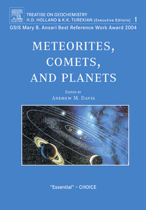 Meteorites  Comets  and Planets PDF