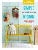 Download Good Housekeeping Simple Household Wisdom Book