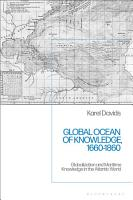 Global Ocean of Knowledge  1660 1860 PDF