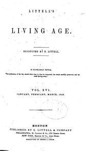Littell's Living Age: Volume 16