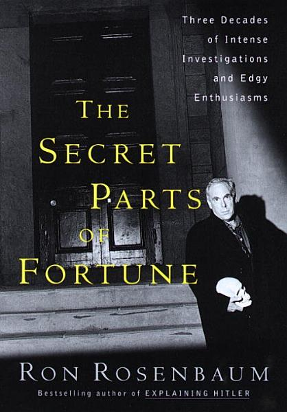 Download The Secret Parts of Fortune Book