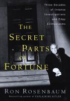 The Secret Parts of Fortune PDF