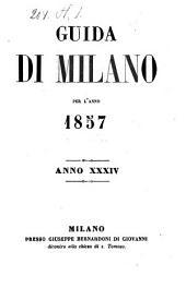 Guida Milanese: Per L' Anno, Volumi 25-31