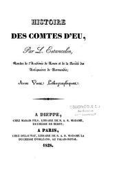 Histoire des comtes d'Eu