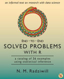 End-To-End Solved Problems with R