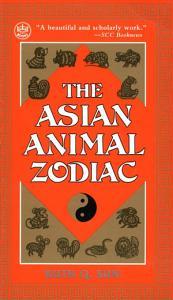 Asian Animal Zodiac Book