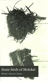 Some birds of Molokai: Volume 4, Issue 2, Part 4