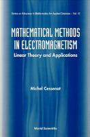 Mathematical Methods in Electromagnetism PDF