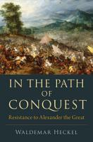 In the Path of Conquest PDF