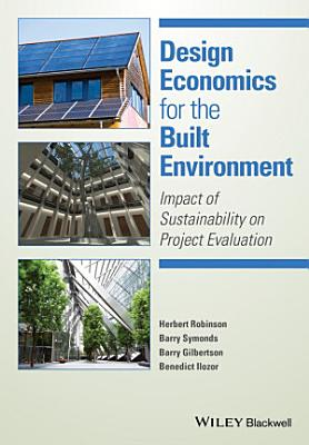 Design Economics for the Built Environment PDF