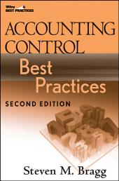 Accounting Control Best Practices: Edition 2