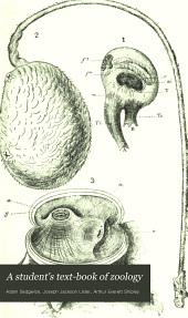 A Student's Text-book of Zoology: Tunicata, Enteropneusta, Echinodermata, and Arthropoda. The introduction to Arthropoda, the Crustacea and Xiphosura by J. J. Lister. The Insecta and Arachnida by A. E. Shipley