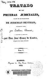 Tratado de las pruebas judiciales: Volumen 1