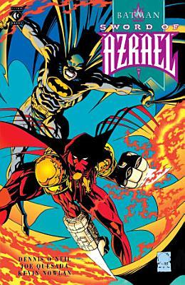 Batman  Sword of Azrael  1992    1