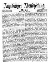 Augsburger Abendzeitung PDF