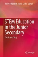 STEM Education in the Junior Secondary PDF