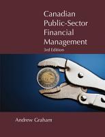 Canadian Public Sector Financial Management PDF