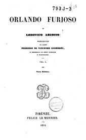 Orlando furioso: Volume 1