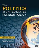 The Politics of United States Foreign Policy PDF