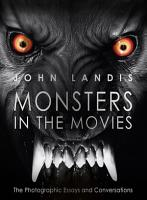 Monsters in the Movies PDF