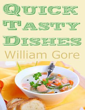 Quick Tasty Dishes PDF