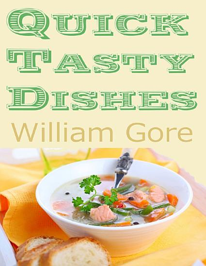 Quick Tasty Dishes PDF