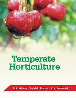 Temperate Horticulture PDF