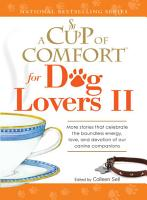 A Cup of Comfort for Dog Lovers II PDF