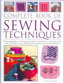 Complete Book of Sewing Techniques PDF